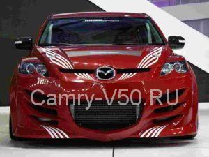Автомобили Mazda – всегда в моде
