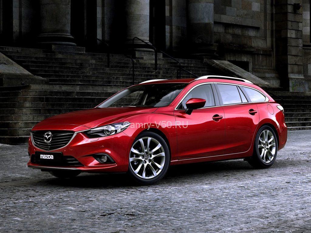 Автомобили Mazda – всегда в моде1