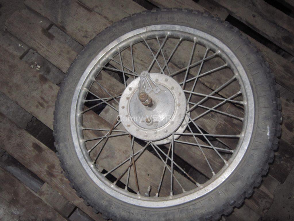 Колеса и шины мотоцикла