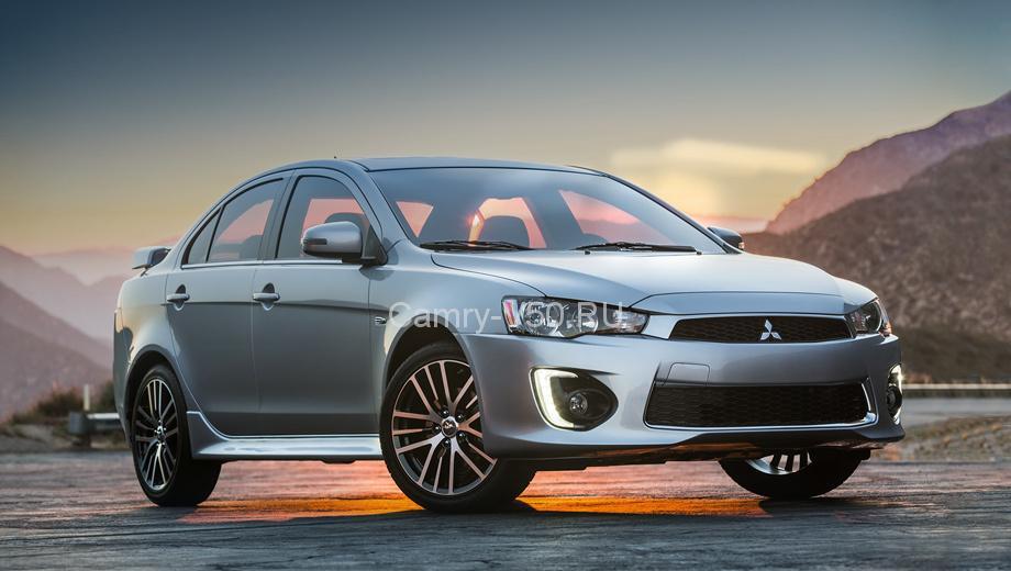 Новый компактный седан выпустит компания Mitsubishi.1