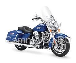 Обзор Harley Davidson FLHR ROAD KING