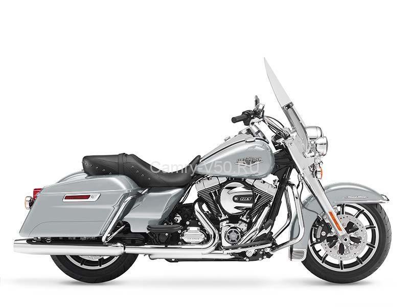 Обзор Harley Davidson FLHR ROAD KING1