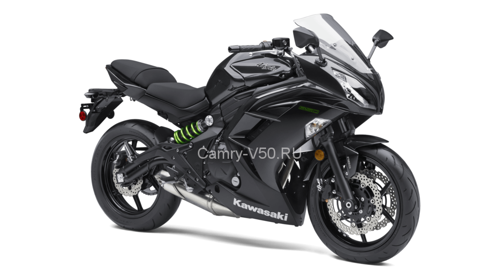 Обзор Kawasaki Ninja 650R1