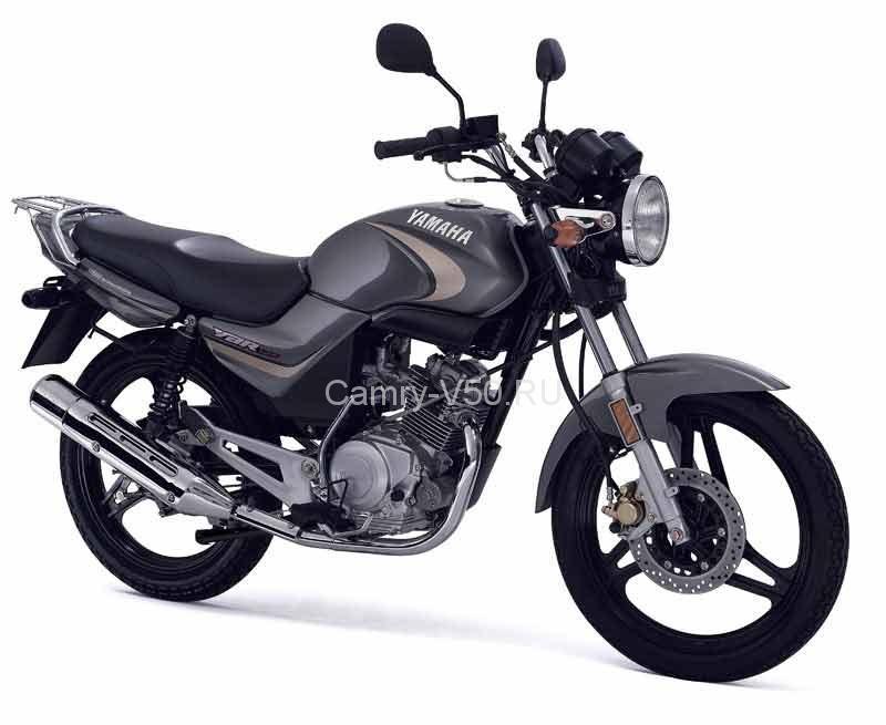 Обзор Yamaha YBR1251