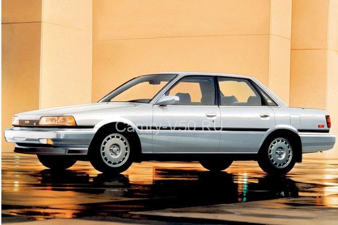 Второе поколение (v20, 1986-1991)