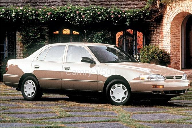 Третье поколение (xv10, 1992-1996)