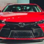 Toyota Camry 2017 2018