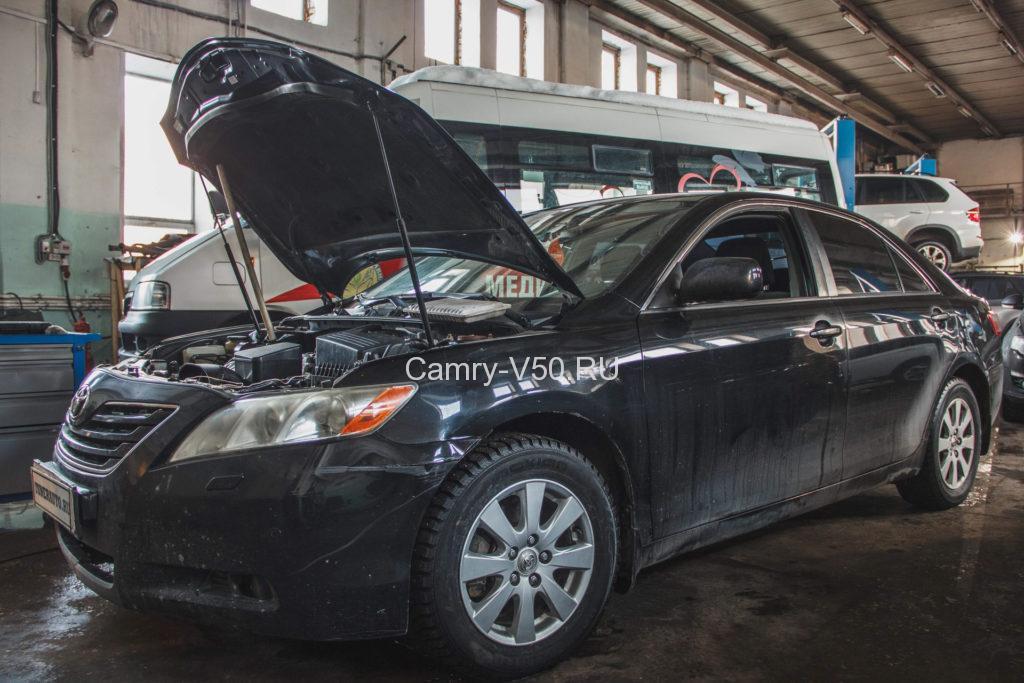 Как сэкономить на ремонте Тойота Камри