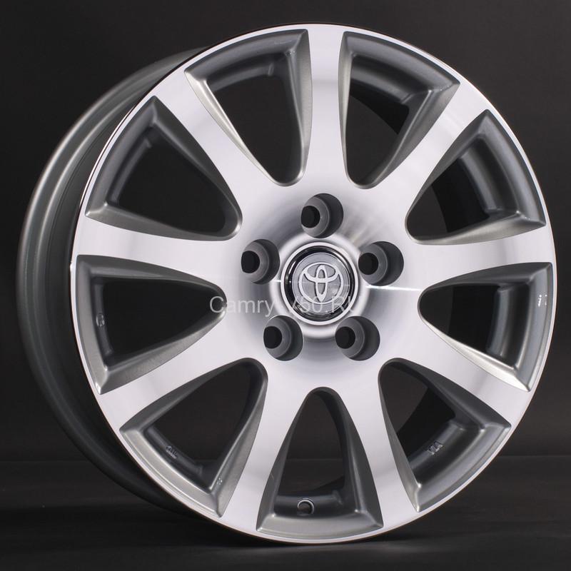 Колесные диски от Replica для автомобилей Toyta: плюсы и минусы