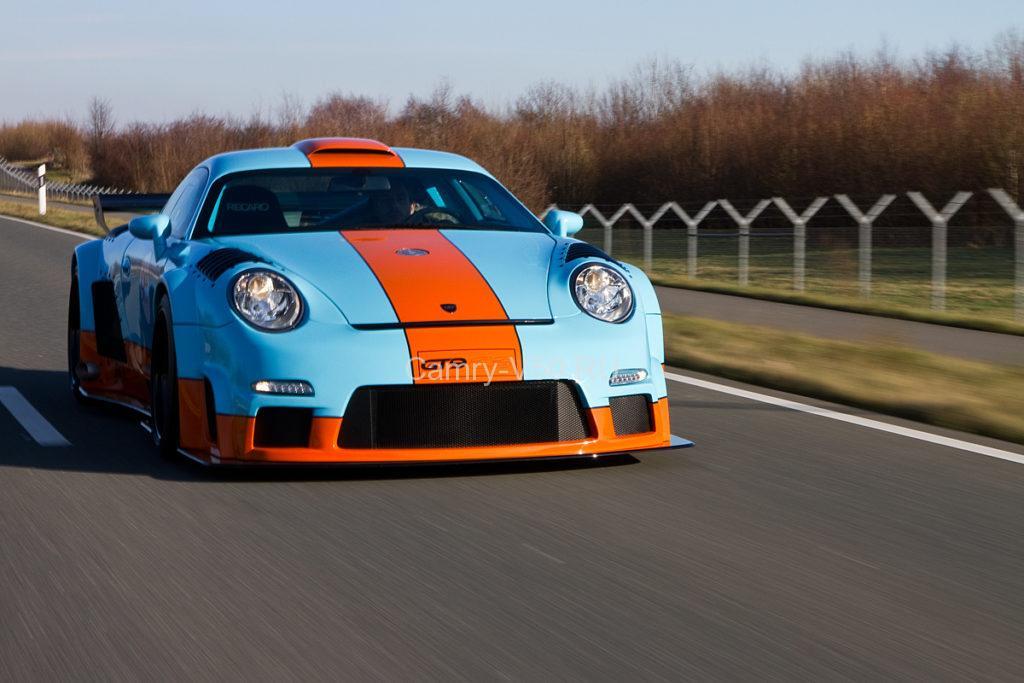 Porsche 911 GT9-CS Club Sport 9ff