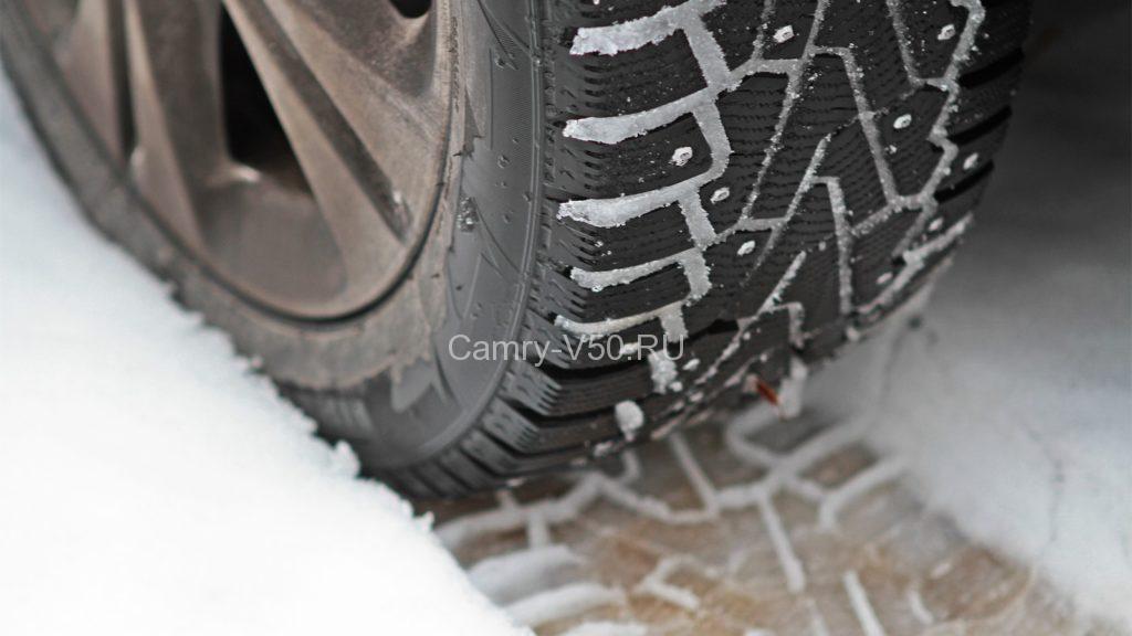 Выбираем шины для зимы