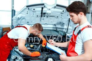 Особенности диагностики и ремонта транспортного средства