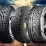 Выбор летних шин для вашего авто