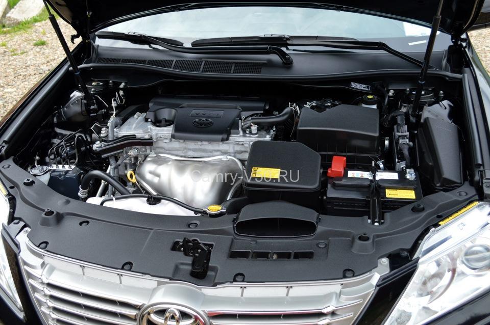 Какие недостатки есть в АКПП Тойота Камри V50